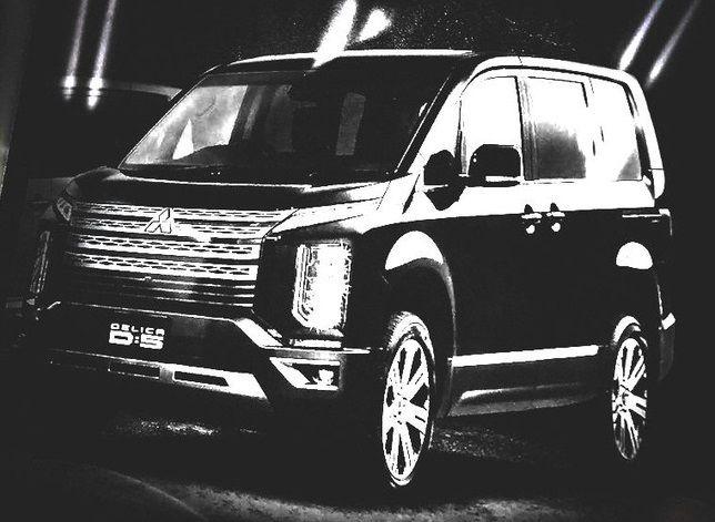 三菱自 新型デリカの発表は予定通り、発売前倒しも?