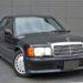 '80年代の名車であるDTMホモロゲ・モデルメルセデス・ベンツ190E 2.5-16